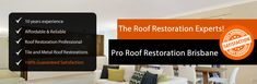 This is the quotes page for Pro Roof Restoration Brisbane Roof Restoration, Metal Roof, Brisbane, 10 Years, Restore, Quotes, Fill, Quotations, Quote