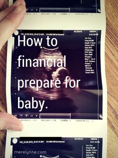 Financially Preparing For Baby so we don't go broke! Meredith @ merelynne.com | budget blogger, mom life, recipes