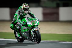 Qatar MotoGP: Nicky Hayden 'limited' to 22 litres