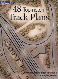 """Cover of """"48 Top-Notch Track Plans"""""""