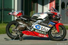 Aprilia GP 500 Harada