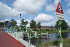 Bridge near Hoogeveen (Netherlands)