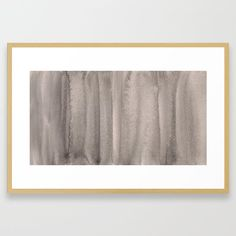 151208 Black Framed Art Print by valourine Watercolor Sunset, Watercolor Trees, Easy Watercolor, Watercolor Pattern, Abstract Watercolor, Abstract Canvas, Large Framed Art, Black Framed Art, Framed Art Prints