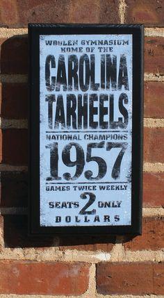 Carolina Tarheels
