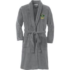 c3344462ee Personalized Plush Microfleece Robe with Embroidered Name