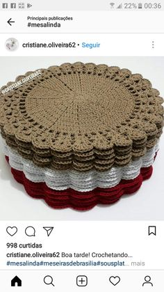 Best 11 – Page 515662226082553702 – SkillOfKing.Com - AmigurumiHouse Stair Wall Decor, Rustic Wall Decor, Crochet Rug Patterns, Crochet Doilies, Crochet Home, Free Crochet, Perfect Mother's Day Gift, Garter Stitch, Baby Sweaters