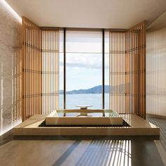 dutch design firm SEYD presents bi-directional symmetry yacht concept Yacht Design, Spa Design, Design Firms, Salon Design, Japanese Interior Design, Interior Design Tips, Home Decor Bedroom, Home Decor Kitchen, Zen Interiors