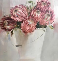 Protea  100x100cm  Oil on polyester   Nicoleplettsfineart.com  #art_blog_18  #artstarsmag #worldvisualcollective  #artwatchers #artoftheday #inspiration  #nicolepletts #artwork #bucket #contemporaryart #colour #detail #artist #artistic #painting #paint #art_for_breakfast #art #artwork #instagram #instagood #instadaily #protea #blom