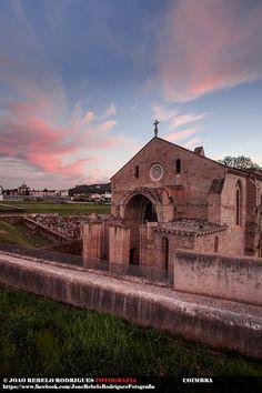 O Mosteiro de Santa Clara de Coimbra, popularmente conhecido como Convento de Santa Clara-a-Velha, localiza-se na margem esquerda do rio Mondego, perto da Baixa da cidade de Coimbra, no concelho e distrito de mesmo nome, em Portugal.