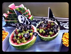 boys 6 year old pirate birthday party