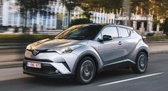 Toyota C-HR: un SUV híbrido que rompe moldes | Toyota of Hollywood
