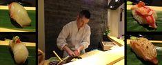 Sushi Tetsu- on my wish list, very hard to get a booking! Sushi Bar Menu, Tetsu, Japanese Sushi, London Food, London Restaurants, Traditional Japanese, Sashimi, Places To Eat, Restaurant Bar