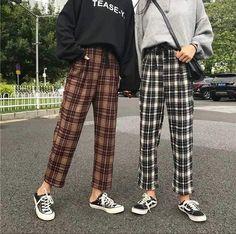 Cute Casual Outfits, Retro Outfits, Grunge Outfits, Vintage Outfits, Vintage Pants, Summer Outfits, Look Fashion, 90s Fashion, Fashion Outfits
