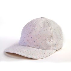 $22.00 Our new Dot To Dot - great cap for Spring and Summer! Use a washable marker and make your own dot image.