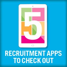 #INSIDEInsights webinar attendees will receive the INSIDE 5, including 5 #Recruitment Mobile Apps to check out. Register now: http://jwti.co/Xhvaf4j #hr #humanresources