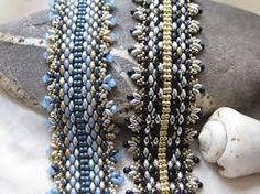 super duo bead patterns free - Google Search