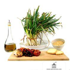Bodegón Calçots - www.SpicesCave.com/blog