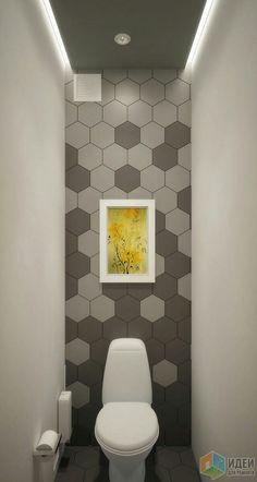 Small toilet 4 Pleasing Simple Ideas: Bathroom Remodel Spa Benjamin Moore bathroom remodel before an Inexpensive Bathroom Remodel, Small Space Bathroom, Small Spaces, Narrow Bathroom, Very Small Bathroom, Bathroom Grey, Hall Bathroom, Kitchen Cabinet Remodel, Kitchen Cabinets