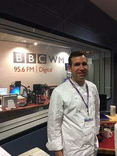 Chef Ignacio Castells, Entrevista BBC radio Birnimgham.2016