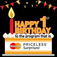 Happy Birthday Priceless Surprises! | Business Wire
