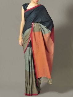 Abir Cotton Saree