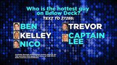 #BelowDeck hashtag on Twitter
