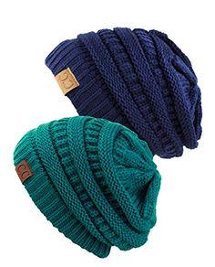 Unisex Trendy Warm Chunky Soft Stretch Cable Knit Slouchy... https://www.amazon.com/dp/B016N712SM/ref=cm_sw_r_pi_dp_x_EGhmybH6VN5QS