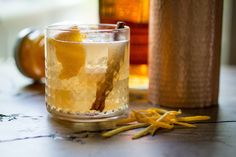 Introduce your friends to the versatility of cocktail ingredients with this Marmalade Old Fashioned recipe by @wanderlustkitch. This beverage is part of our cocktail series on the blog.