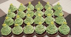Xmas, Christmas, Mini Cupcakes, Macarons, Food And Drink, Sweets, Cookies, Muffin Cupcake, Advent