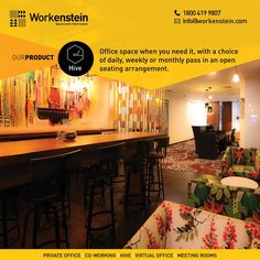 Looking for an office space in Chennai? Get access to Private Office, meeting rooms, global Community. Co Working, Office Spaces, Chennai, High Speed, Front Desk, Play, Work Office Spaces