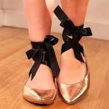 Versatile dressy ballet flats #ballet #balletflat #shoes #fashion