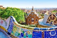 Goudi  Barcelona, Spain