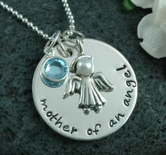 Mommy of an angel in remembrance child by littleangelsmemory