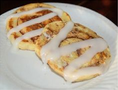 Cinnamon Roll French Toast--Camping recipes – The Greater Outdoors