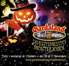 Gardaland Halloween 2014: divertimento garantito!