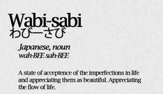 Wabi-Sabi: la belleza imperfecta   Gaby Vargas
