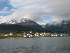 Puerto Williams and Isla Navarino, at the southern end of the world. Chile.