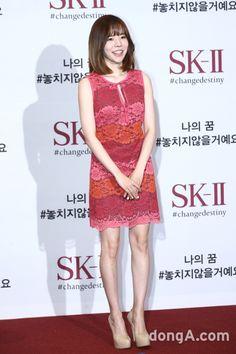 SNSD's pretty Sunny at SK-II's event