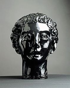 pompeian woman - george condo
