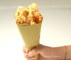 Petto di pollo croccante al forno Nigella Kitchen, Nigella Lawson, Fett, Finger Foods, Carne, Buffet, Cereal, Food And Drink, Appetizers