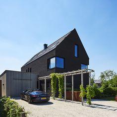 ENZO architectuur & interieur ® Klare lijnen en open indeling |
