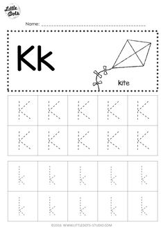free printable letter k tracing worksheets for preschool free learning to write worksheets for. Black Bedroom Furniture Sets. Home Design Ideas