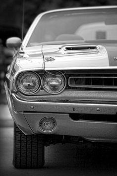 1971 Dodge Challenger R/T Convertible - by Gordon Dean II