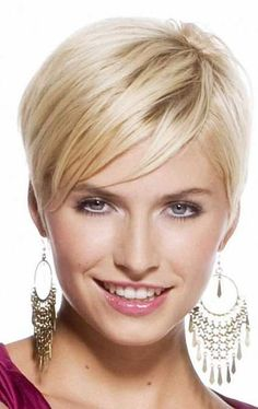 Short and Sexy Pixie Cut