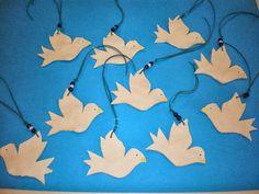 παιχνιδοκαμώματα στου νηπ/γειου τα δρώμενα: τα περιστέρια της ειρήνης !!! Blog, Kids, Crafts, Young Children, Boys, Manualidades, Children, Kid, Handmade Crafts