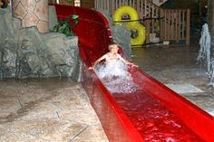 This is our favorite Holiday Inn! - Brainerd, MN Three Bear Water Park  PERFECT PLACE FOR A PARTY!  #PampersPlayDate