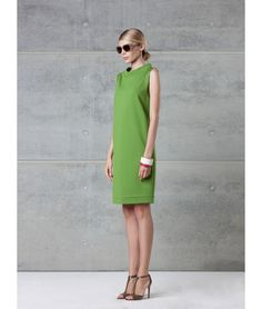 Loving the green! MAX MARA - COLLEZIONI