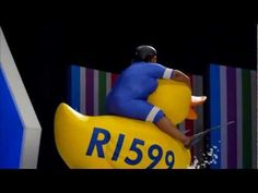 Volkswagen Polo Vivo: Bucking Duck - YouTube Volkswagen Polo, Cape Town, Disney Characters, Fictional Characters, Youtube, Fantasy Characters, Youtubers, Youtube Movies