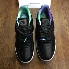 9a1a95c1459  Northern Lights  Nike Air Force 1s to Release for All-Star Weekend Bling