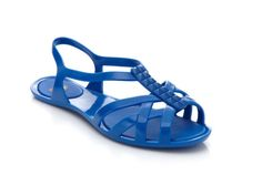 Jelly Sandals  by MEL MARULA ( like the ones I had when I was a kid but studded!)